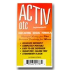 Activ OTC Sexual Enhancement Strips